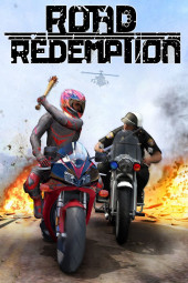 Road Redemption giveaway