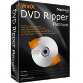 WinX DVD Ripper Platinum giveaway