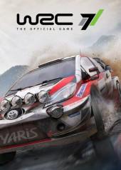 WRC 7 FIA World Rally Championship giveaway