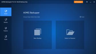 AOMEI Backupper Pro for World Backup Day
