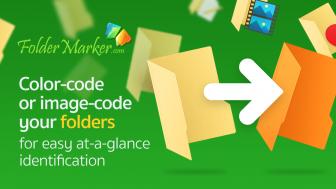 Folder Marker Home