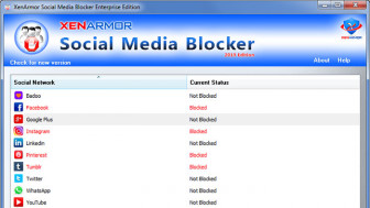 XenArmor Social Media Blocker 2020