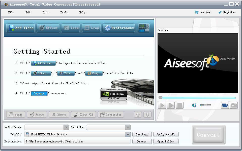 Aiseesoft Total Video Converter 9.2.50 9.2.50 Featured Image for Version 9.2.50