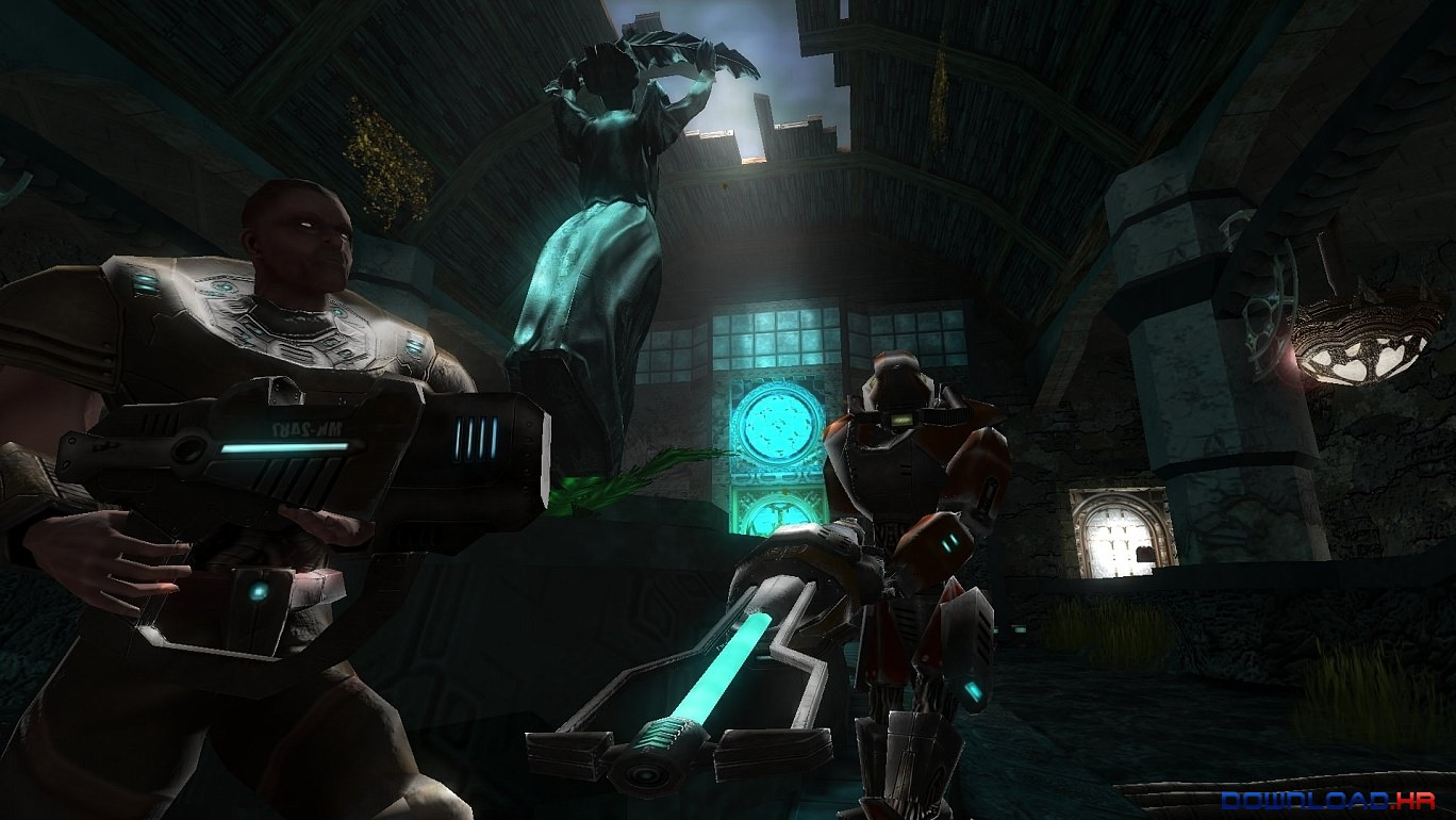Alien Arena: Combat Edition  Featured Image for Version
