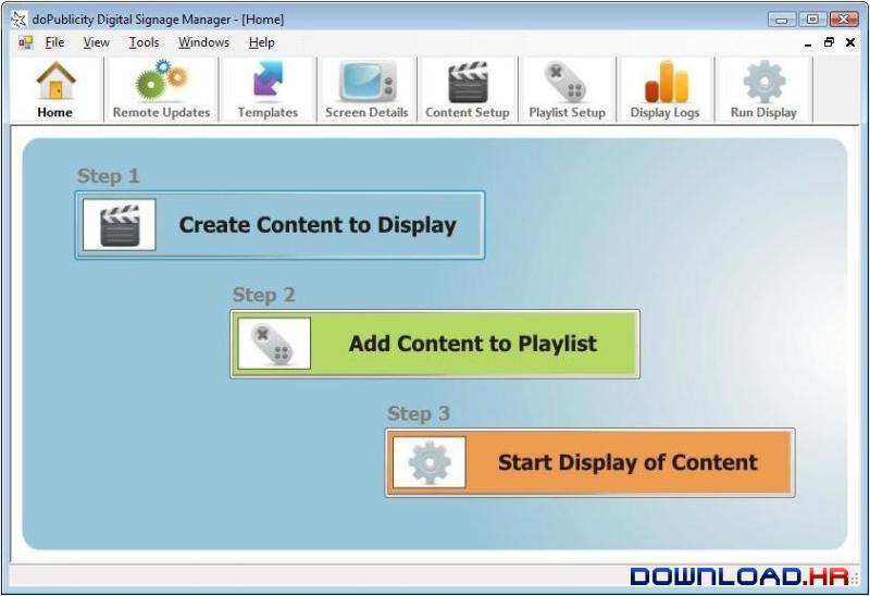 doPublicity Digital Signage Software  Featured Image for Version