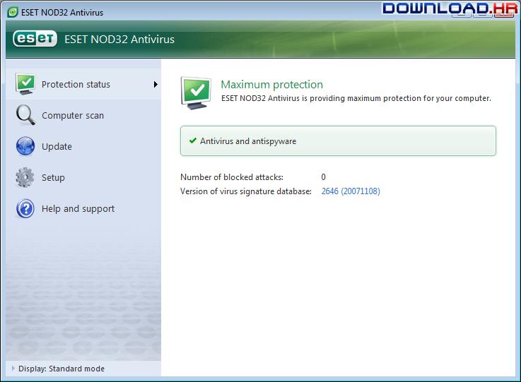 NOD32 Antivirus  Featured Image for Version