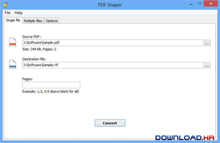 PDF Shaper Free  Featured Image for Version